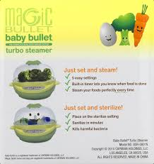 black friday magic bullet magic bullet baby bullet turbo steamer 1 0 ct walmart com