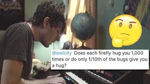 Piano Meme - owl city just responded to the fireflies meme and it s the best