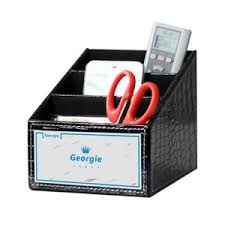 achat fourniture bureau boîte rangement fourniture bureau pot à crayons organisateur