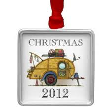 canned ham trailer ornaments keepsake ornaments zazzle