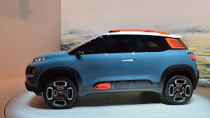 citroen concept 2017 citroën c aircross concept brings quirkiness to crossovers in geneva