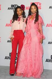 chloe x halle stylists on the teens u0027 bet awards looks exclusive