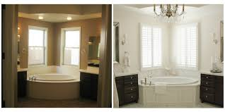 Bathroom Before And After Photos Elegant Master Bathroom Remodel Tour