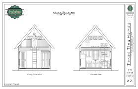 small house builders interior renderings sheet reduced for website 3 casita