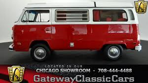 volkswagen westfalia camper interior 1973 volkswagen westfalia camper gateway classic cars chicago