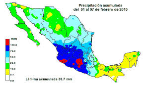 map of mexuco weather map mexico mexico map