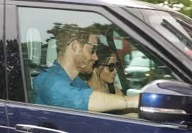 meghan markle home prince harry and meghan markle head home after royal wedding