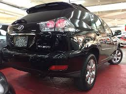 lexus singapore buy used toyota harrier 2 4a car in singapore 32 900 search