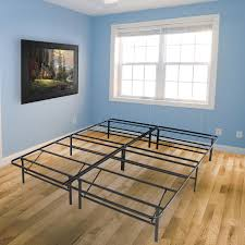 Platform Metal Bed Frame Best Choice Products Foldable Metal Platform Bed Jet