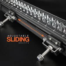 52 inch led light bar cover 28 inch osram led light bar 52 led double row