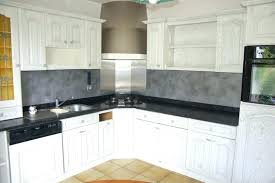repeindre meuble cuisine rustique repeindre meuble cuisine chene cool repeindre meuble cuisine chene