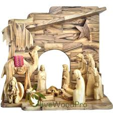wooden nativity wooden nativity set made in germany wooden