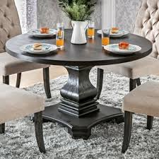 Farm Style Dining Room Sets - round dining room u0026 kitchen tables shop the best deals for nov