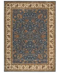 Powder Blue Area Rug Persian Rugs Shop Persian Carpets Online Macy U0027s