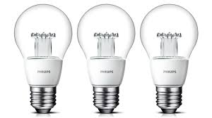 philips u0027 new clear led bulbs look just like incandescents