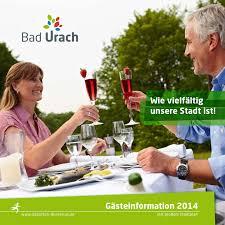 Ermstalklinik Bad Urach Bad Urach Gästeinfo 2014 By Torsten Clement Issuu