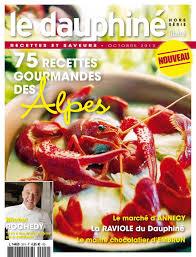 3 cuisine gourmande editions le dauphiné libéré la cuisine gourmande des alpes
