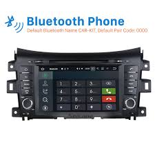 nissan frontier usb port 8 inch 1024 600 android 7 1 2011 2016 nissan navara frontier np300