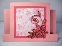 quilled mother u0027s day card handmade paper quilling card