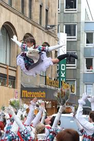 carnival in germany switzerland and austria