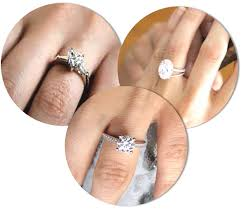 big fingers rings images Engagement ring styles which one will blend on your finger jpg