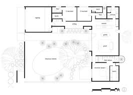 100 spanish style house plans with interior courtyard adobe