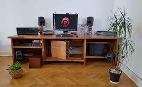 Computer Desk Case Mod Gabriel Dusil U2022 Information Technology U2022 3 U2022 Oak Case Mod