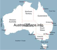 australia map of cities australia map city with of australian cities and states 2