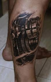 114 best terminator images on pinterest tattoos for men 3d