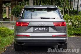 Audi Q7 Grey - audi q7 2 0 tfsi quattro launched in malaysia now rm65k cheaper