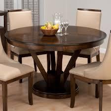 round kitchen table with leaf jofran webber walnut inch round dining table decobizz com