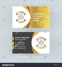 golden black business card design template stock vector 397039000