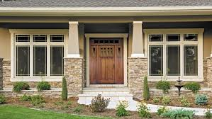craftman style house front doors for craftsman style houses angie s list
