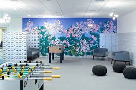 tokyo google office tokyo office common area a collaboration with klein dytham