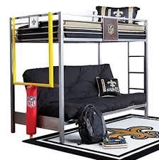 nfl bunk bed kids pinterest bunk bed