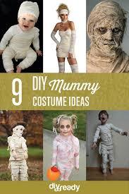 Cute Homemade Halloween Costumes Girls 25 Mummy Costumes Ideas Diy Mummy Costume