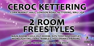 kettering 2 room christmas party night ceroc uk
