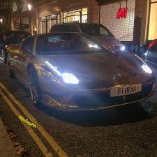 chrome gold ferrari images tagged with f11rak on instagram