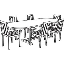 Patio Table And Chair Sets Ravenna Round Patio Table And Chair Set Furniture Cover Classic