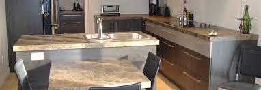 comptoir de cuisine sur mesure prix pour installation fabrication de comptoir sur mesure