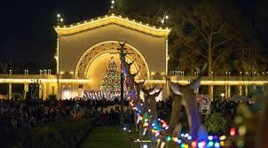 christmas light show san diego san diego men s chorus jingle at december nights choral