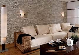wohnzimmer steintapete beautiful steintapete beige wohnzimmer pictures home design