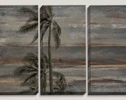 triptych canvas etsy