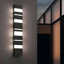 Contemporary Outdoor Lighting Amazing Of Modern Outdoor Wall Sconce Best Images About