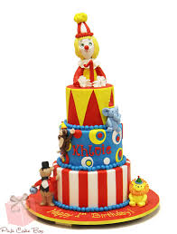 clowns for birthday in nyc 15 creative circus and carnival themed cake ideas pink cake box