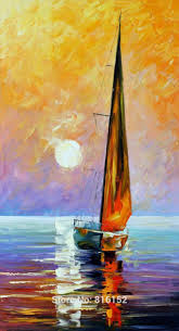 Sailboat Home Decor Decor Beautiful Sailboat Paintings For Your Home Wall Decor