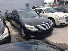 hyundai genesis miami hyundai genesis in miami fl for sale used cars on buysellsearch