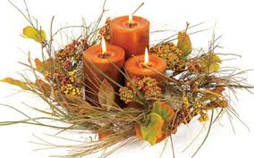 fall harvest camel s foot and grass candle rings 8 amazing