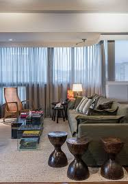 Brazilian Interior Design by Brazilian Penthouse By Celeno Ivanovo Archiscene Your Daily