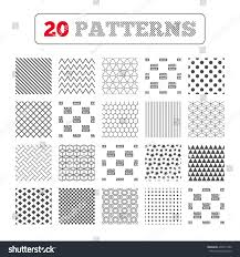 ornament patterns diagonal stripes back stock vector